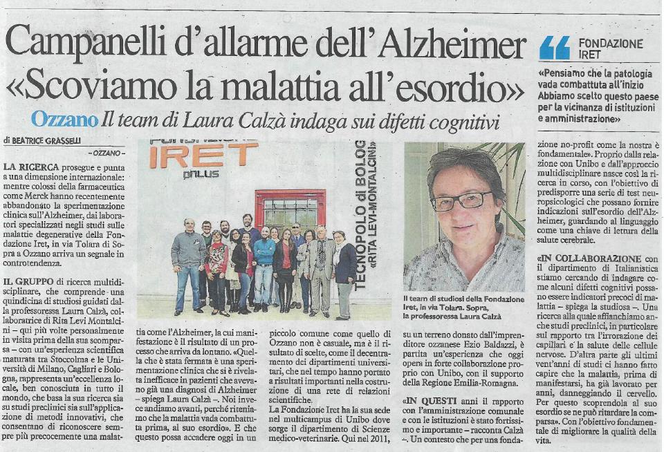 Intervista laura Calzà