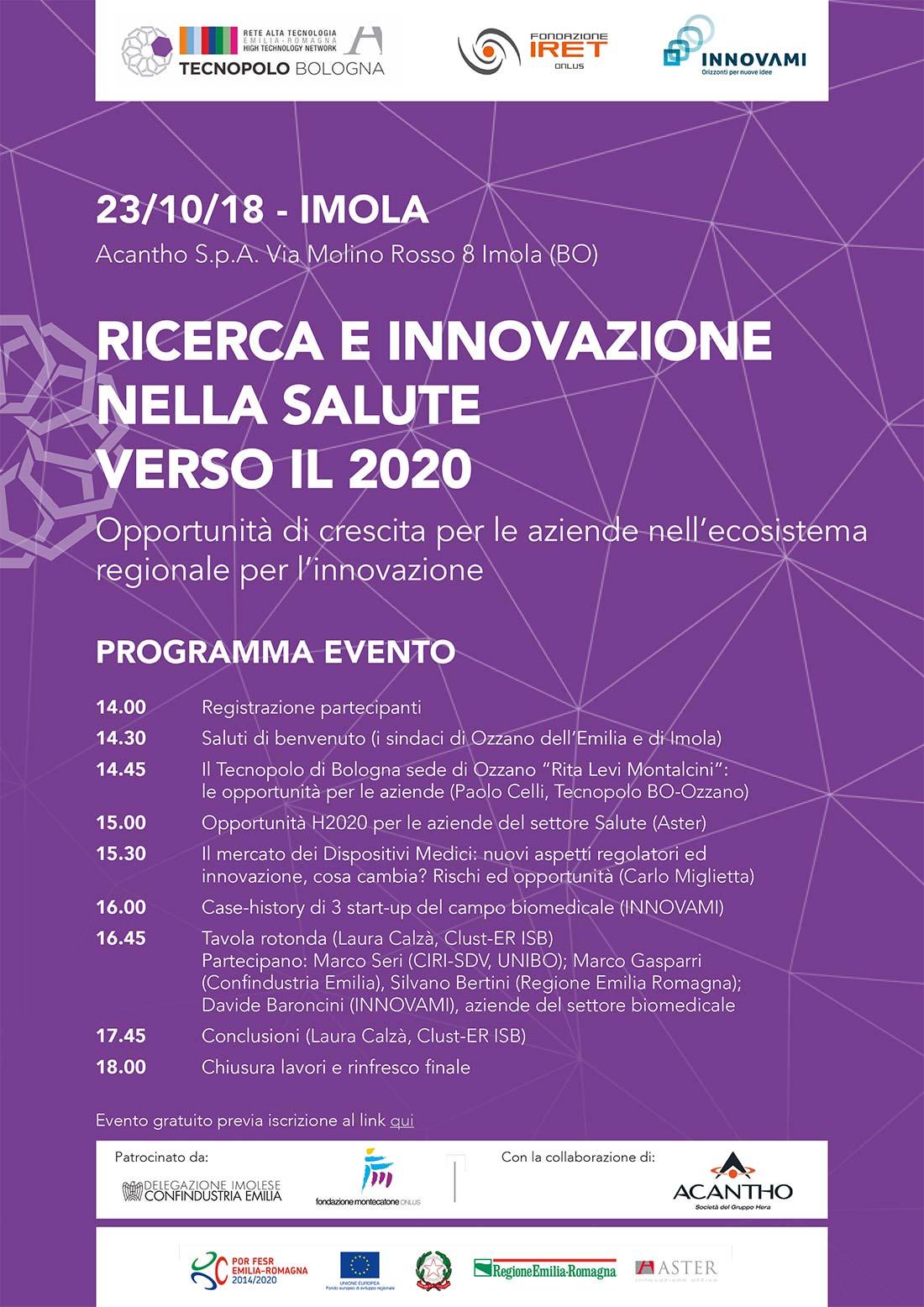 (Italiano) Ricerca e innovazione nella salute