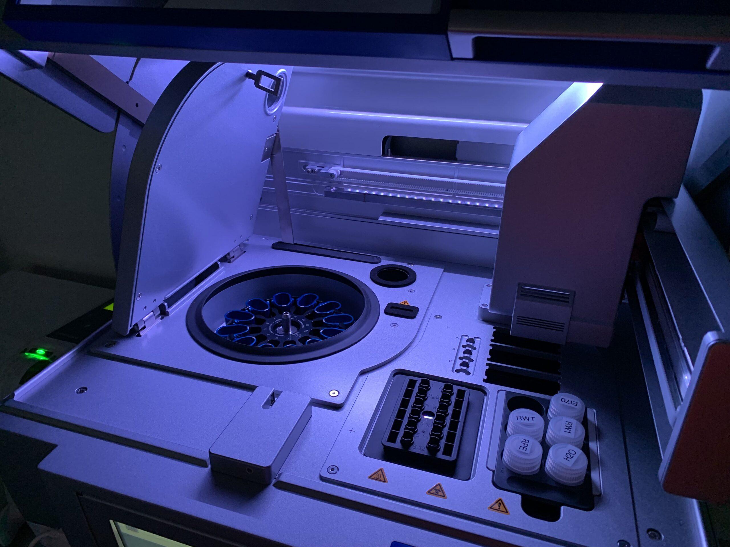 Installata nuova strumentazione nei laboratori del Tecnopolo di Bologna-Ozzano